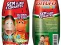imagem de Gel Dental Cocoricó Sem Flúor Frutas Tropicais 100grs Bitufo