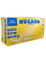 Luva de Procedimeto Nugard Extra-Pequena com 100