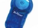 imagem de Massageador Smile Plus Uso Pessoal Azul Techline MV401
