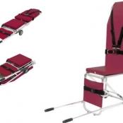 Cadeira Combinada para o transporte manual de vítimas