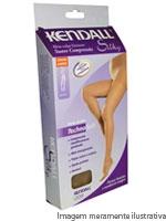 Meias Kendall Calça Gestante Silky Suave Compressão Natural Pequena P