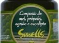 imagem de Mel Própolis Agrião Eucalipito Pote 300gr Smells