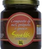 Mel Própolis Guaco Pote 300gr Smells