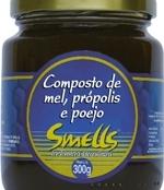 Mel Própolis Poejo Pote 300gr Smells