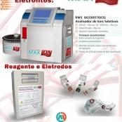 Analisador de Eletrólitos: MAX ION