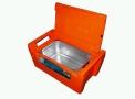 caixa termica modelo HOTBOX