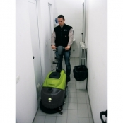 Lavadora automatica de piso 30 litros