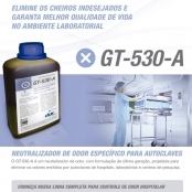 AUTOCLAVE - Neutralizador de Odor