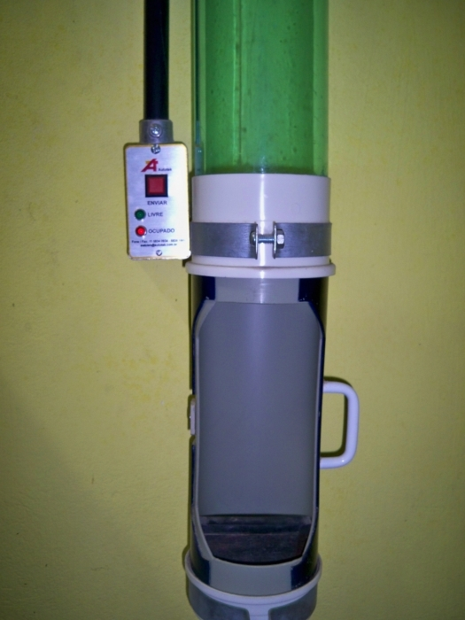 Estação giratória