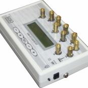 Simulador de ECG 10 vias e Respiração - SIM ECG&RESP 10
