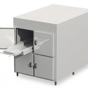 Câmara Refrigerada para Conservação de Corpos Modelo: CM-04P