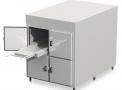imagem de Câmara Refrigerada para Conservação de Corpos Modelo: CM-04P