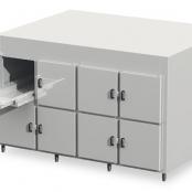 Câmara Refrigerada para Conservação de Corpos Modelo: CM-08P