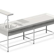 Mesa para Necrópsia