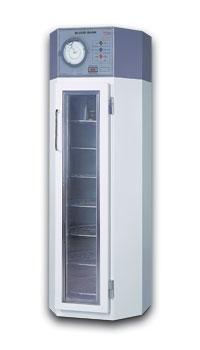 Freezer para Banco de Sangue Octagonal 4° C BS 240D (opcional registrador gráfico na foto)
