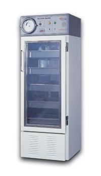 Freezer para Banco de Sangue Retangular 4° C BSG 05D (opcional porta de vidro e registrador gráfico na fo