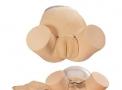imagem de Simulador de parto c/ cervix / epsotomia e feto c/ placenta