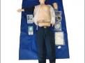 imagem de Manequim adulto para treino de RCP