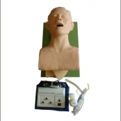 Simulador para Treino de Entubação Adulto