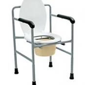 Cadeira de Banho Higiênica Aço