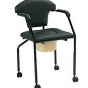 Cadeira de Banho Higiênica Estofada
