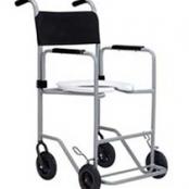 Cadeira de Rodas Banho Pop Alumínio