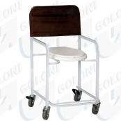 Cadeira de Banho Esmaltado