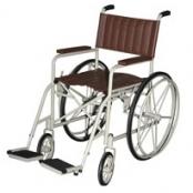 Cadeira de Rodas Dobrável MD034A