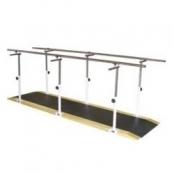 Barra Paralela Simples - 3m Ref. 1070/I - Aço Inox