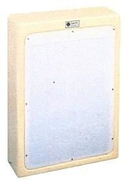 Negatoscópio de 02 Corpos em Fiberglass MHL120-002