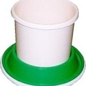 Balde a Chute em Fibreglass Capacidade 15 Litros MOL30-003