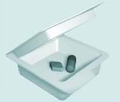 Sistema Manual de Dose Unitária para Comprimidos e Pomadas