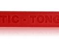 imagem de Abaixador de língua em plástico colorido com aroma e sabor tutti-fruti.