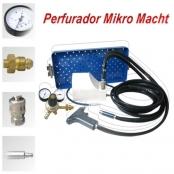 Sistema de Perfuração Motores Mikro Macht