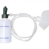Umidificador com extensão e máscara Ref.0058