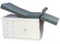imagem de Mesa Ginecologica, Com Leito Estofado E Gabinete Em Madeira Gim-2130