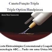 CANETA ELETROCIRÚRGICA FUNÇÃO TRIPLA