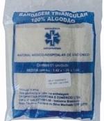 Bandagem Triangular para Imobilização (...)