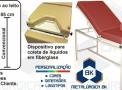 MESA DE EXAMES CLÍNICOS E GINECOLÓGICOS / ULTRASSOM MODELO: BKME 007