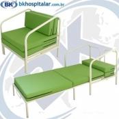 POLTRONA CAMA DE ACOMPANHANTE | MBKPR 023
