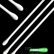 Swab haste de plástico ( Para coleta de amostras estéril) - ABSORVE