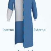 Avental Proteção Extra 1.60 x 1.20m