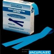 Garrote descartável para flebotomia em tiras  - VACUPLAST