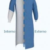 Avental Proteção Total 1.60 x 1.20m