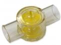 Válvula para reservatório de oxigênio de reanimador manual ref. 2625 - Oxigel