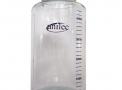 Frasco de vidro 5 litros s/tampa para aspirador cirúrgico FR330 - Unitec