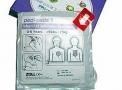 Pás Externas Pediátrica PediPadz II para Desfibrilador DEA AED-  ZOLL