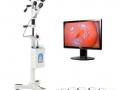 Colposcópio trinocular c/ 3 AUME. 7,14 e 25X + camêra +monitor 21