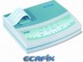 Eletrocardiógrafo ECG12s 3 canais 12 derivações simultâneas - Ecafix