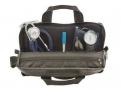 Kit Acadêmico com Aparelho de Pressão Adulto Estetoscópio Rappaport Termômetro Clínico Oval Premium